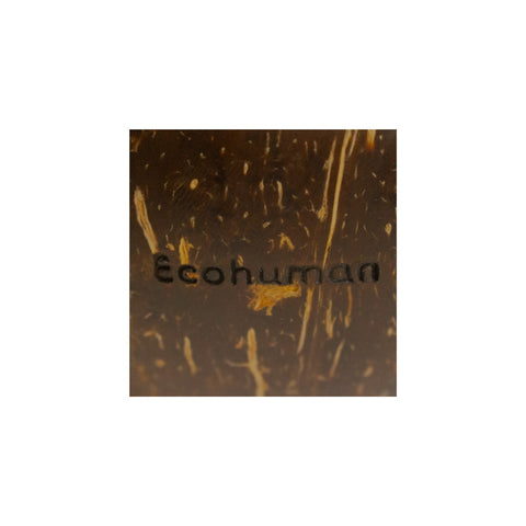 Ecohuman Coconut Bowl - Branded Logo