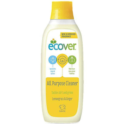 Ecover All Purpose Cleaner Lemongrass 1litre