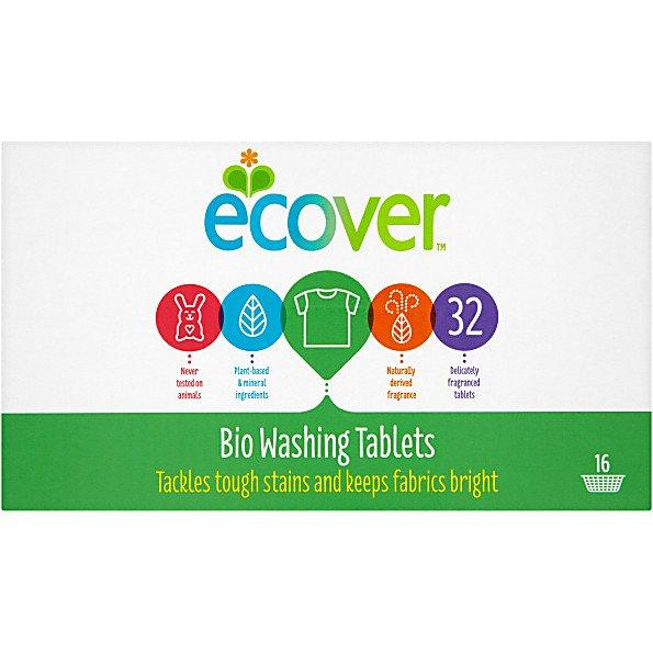 Ecover Bio Laundry Tablets 32s