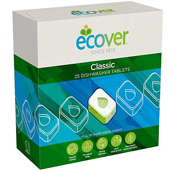 Ecover Classic Dishwasher Tablets 25s