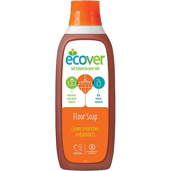 Ecover Floor Soap  1 litre