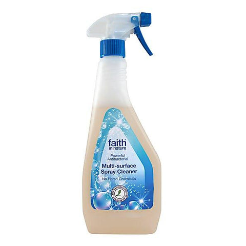 Faith in Nature Multi Surface Antibacterial Spray 500ml