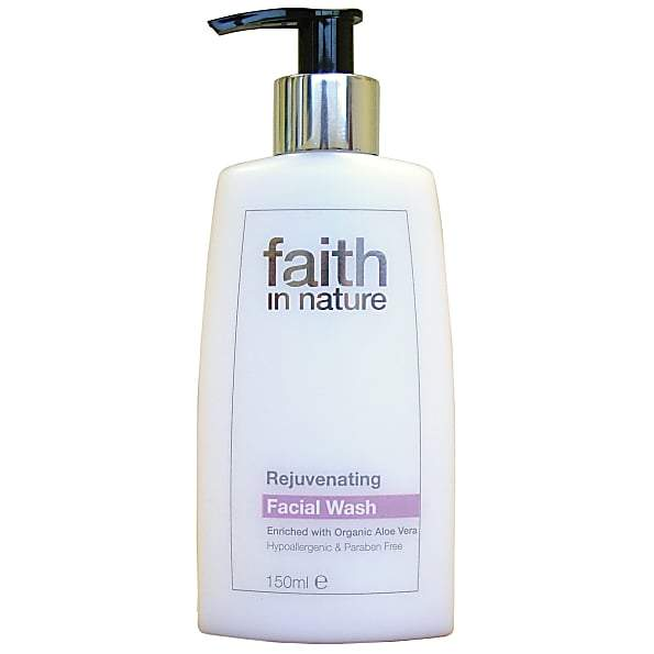 Faith in Nature Rejuvenating Facial Wash 50ml