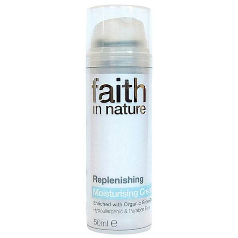Faith in Nature Replenishing Moisturising Cream 50ml