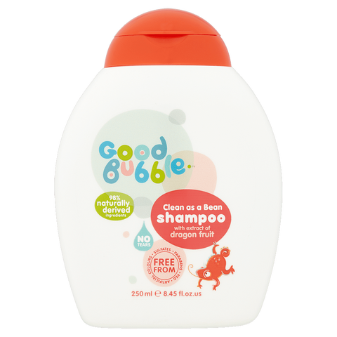 Good Bubble Shampoo with Dragon Fruit Extract 250ml