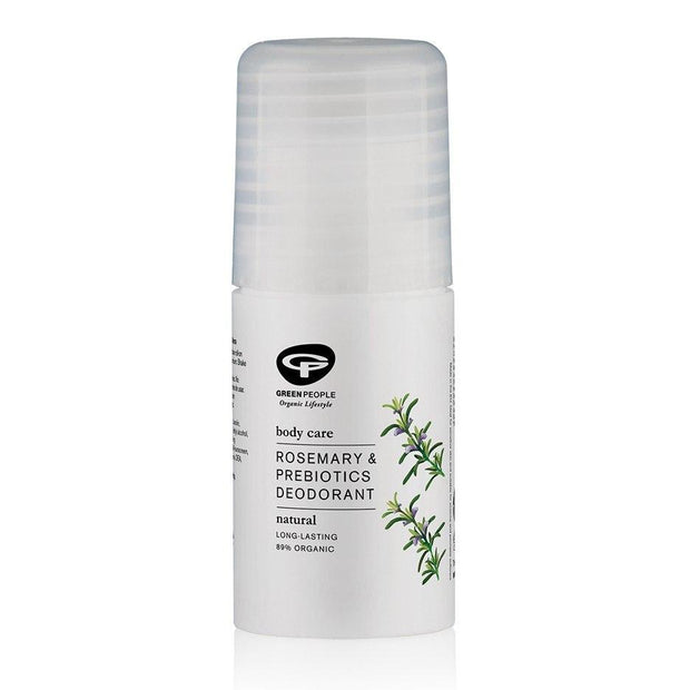 Green People Rosemary Prebiotics Deodorant 75ml