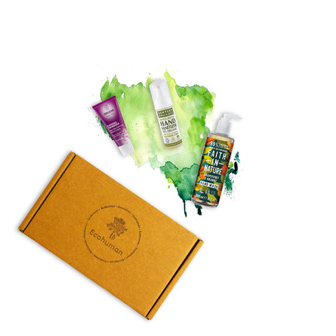 Ecohuman Healthy Hands Gift Set