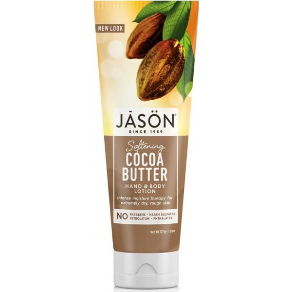 Jason Soothing Cocoa Butter Hand & Body Lotion 227ml