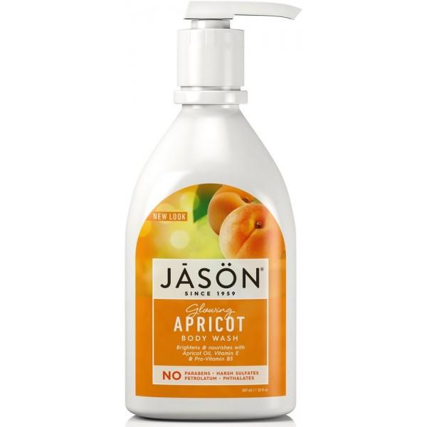 Jason Glowing Apricot Body Wash 840ml