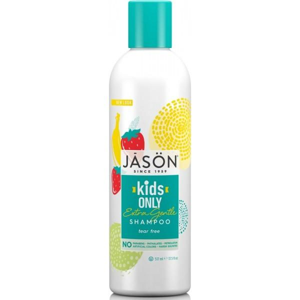 Jason Kids Only! Extra Gentle Shampoo 517ml