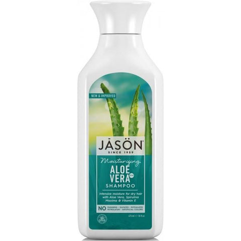 Jason Moisturizing 84% Aloe Vera Shampoo 473ml