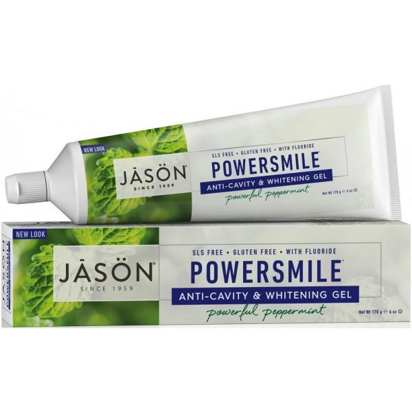 Jason Powersmile Peppermint Toothpaste 170g