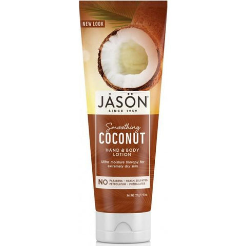 Jason Soothing Coconut Hand & Body Lotion 227ml