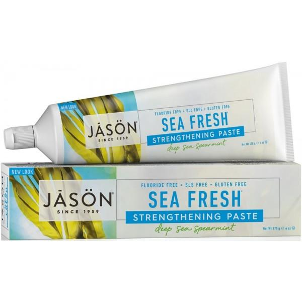 Jason Strengthening Sea Fresh Toothpaste 170g