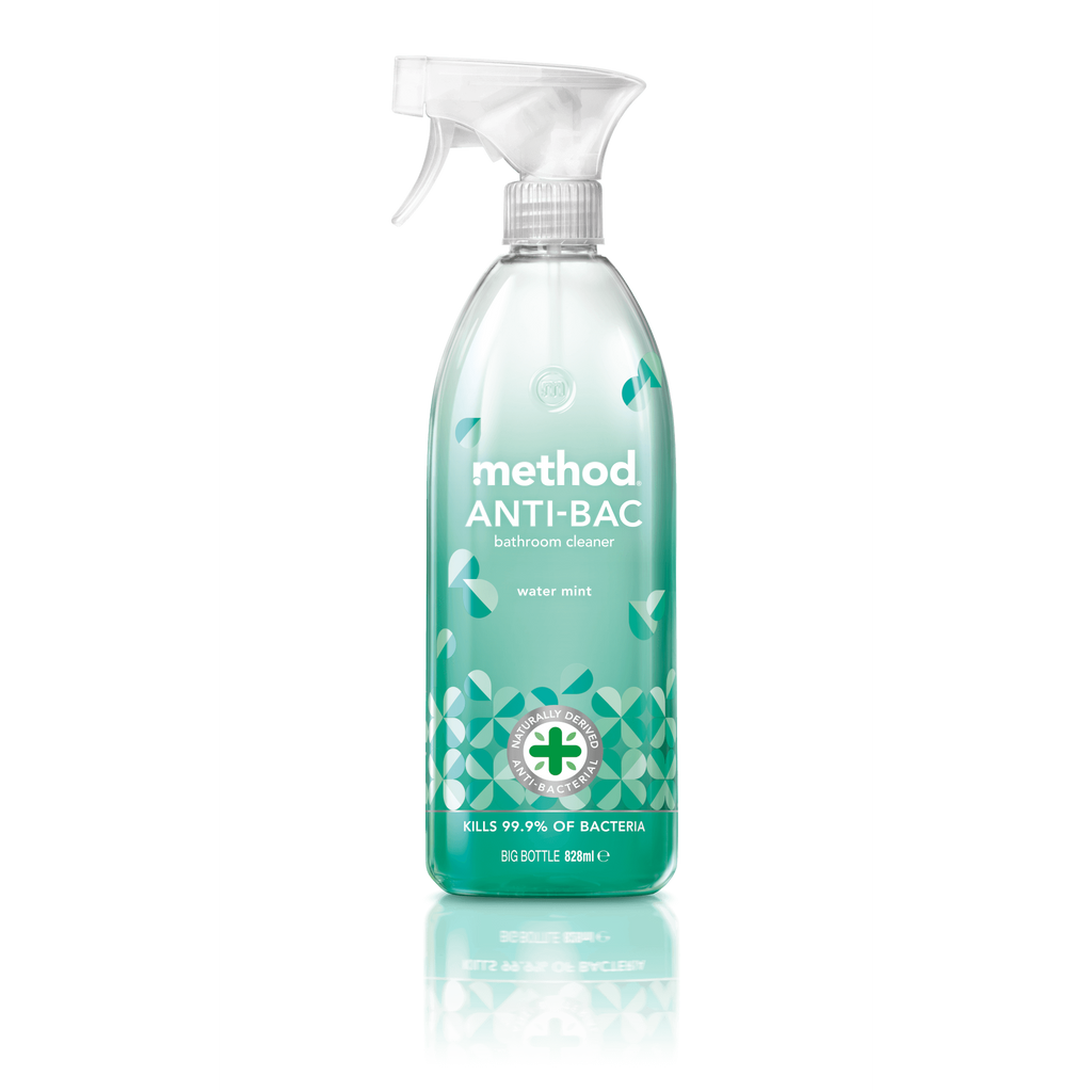 Method Watermint Anti-Bac Bathroom Cleaner