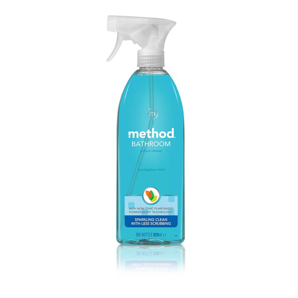 Method Anti-Bac Bathroom Spray Eucalyptus 828ml