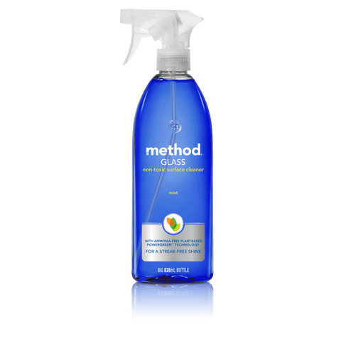 Method Glass Cleaner Mint 828ml