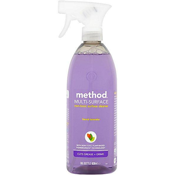 Method Multi-Surface Cleaner French Lavender 828ml