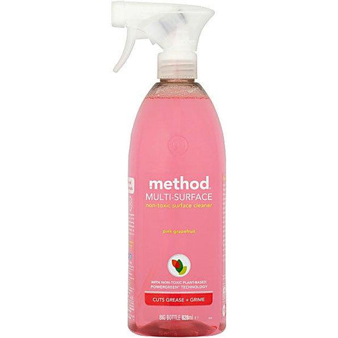 Method Multi-Surface Cleaner Pink Grapefruit 828ml