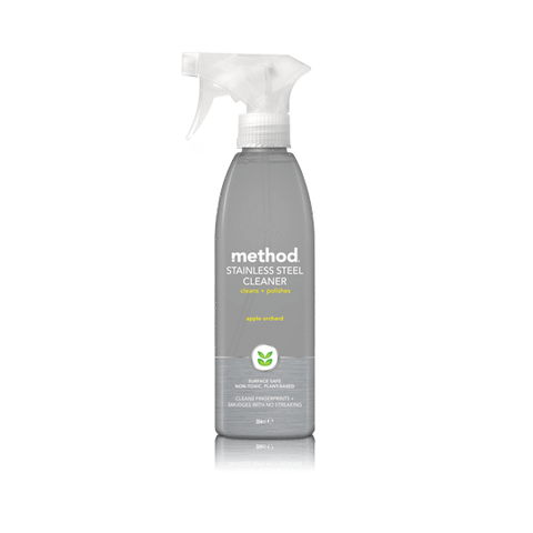 Method Stainless Steel Polish Spray 345ml