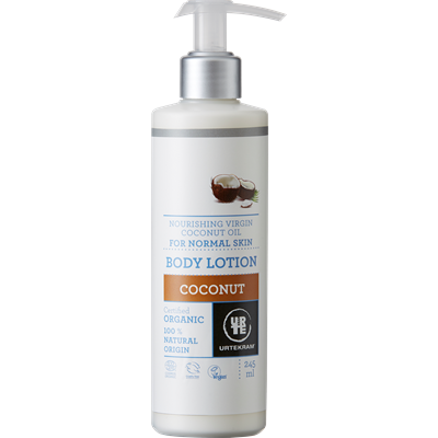 Urtekram Coconut Body Lotion 245ml