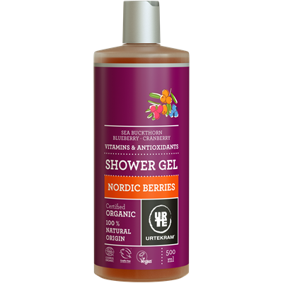 Urtekram Nordic Berries Shower Gel 500ml