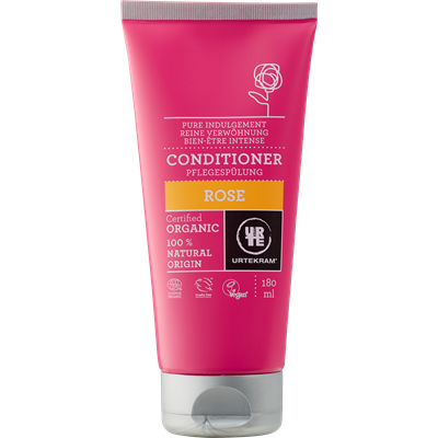 Urtekram Organic Rose Conditioner - 180ml