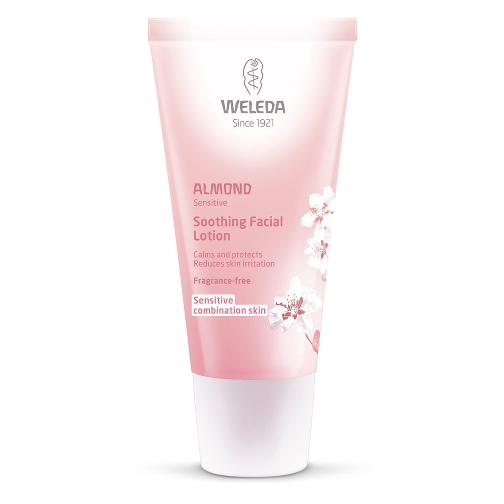Weleda Almond Sensitive Skin Soothing Facial Lotion 30ml