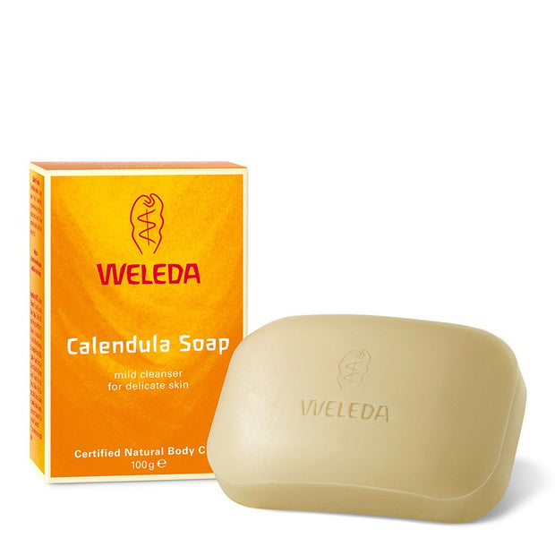 Weleda Calendula Soap Bar 100g