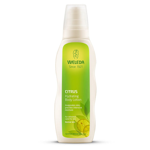 Weleda Hydrating Citrus Body Lotion 200ml