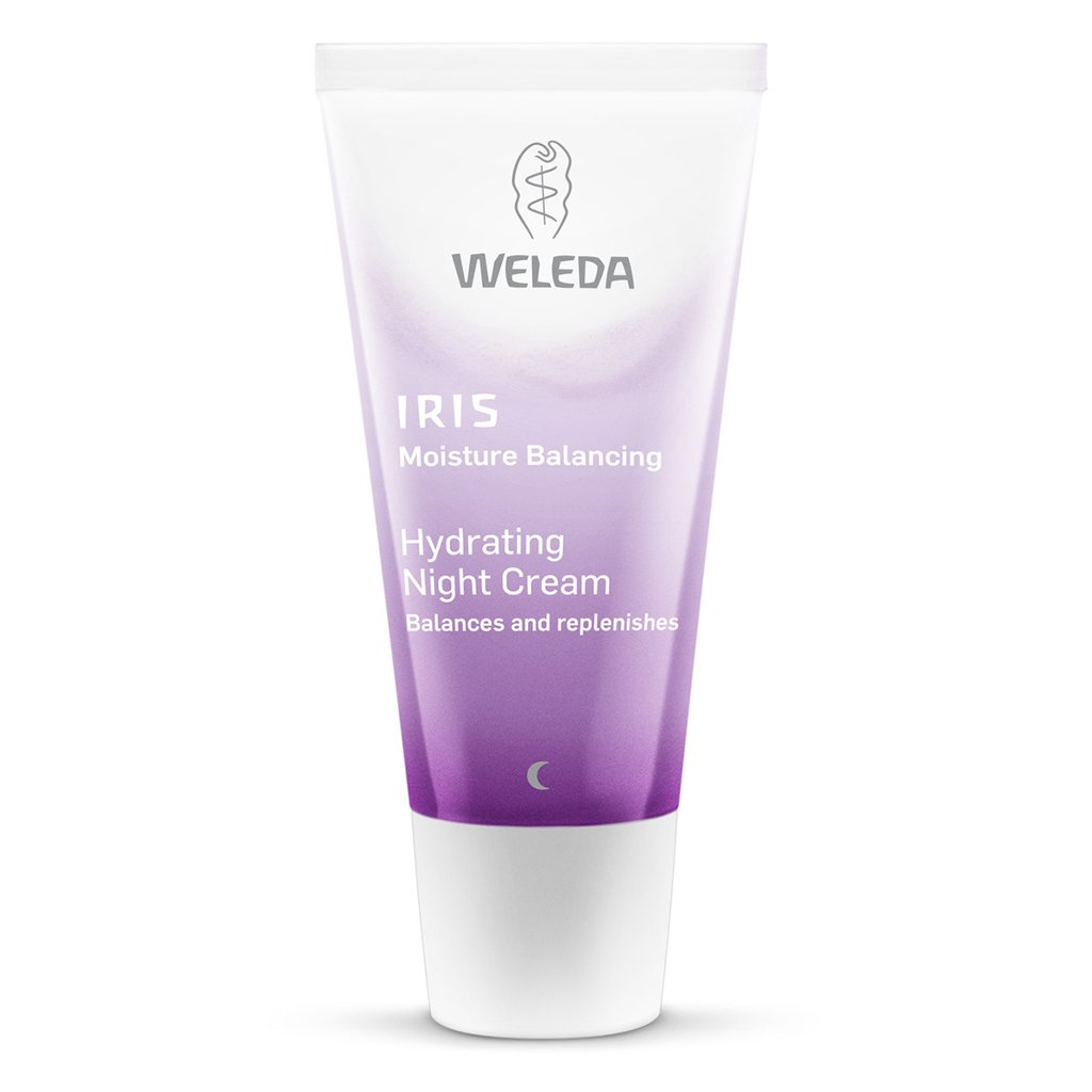Weleda Iris Hydrating Night Cream 30ml
