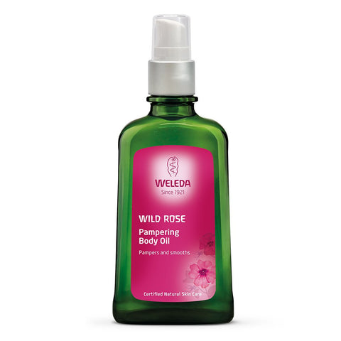 Weleda Wild Rose Pampering Body Oil 100ml