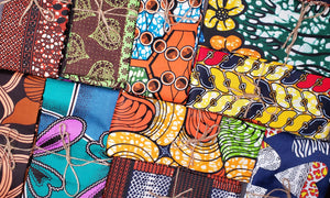 How to care for your African print fabrics