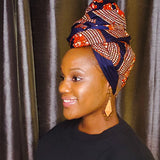 In the deep - Head Wrap