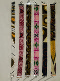 Chokers- African print fashion accessory
