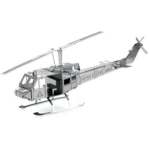 Metal Earth 3D Helicopter Model