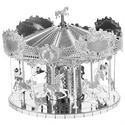 Metal Earth 3D Merry Go Round