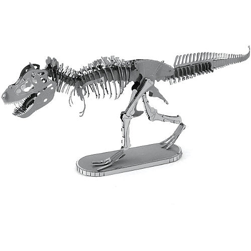 Metal Earth 3D Laser Cut Model - T. Rex Skeleton