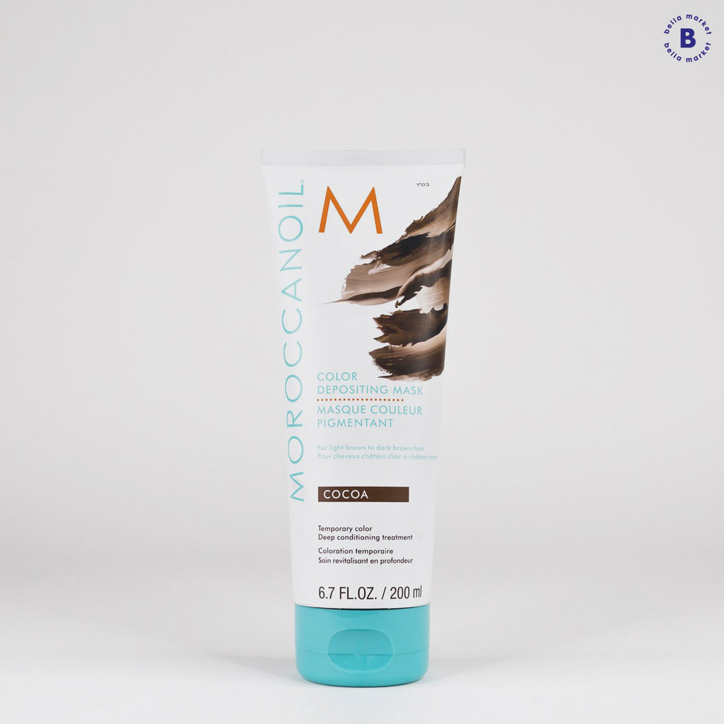 Bella Market - Moroccanoil Cocoa Color Depositing Mask 200 ml