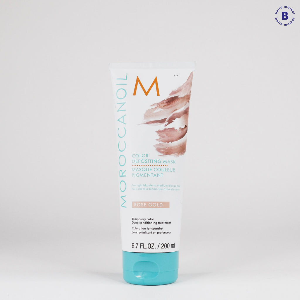Bella Market - Moroccanoil Rose Gold Color Depositing Mask 200 ml
