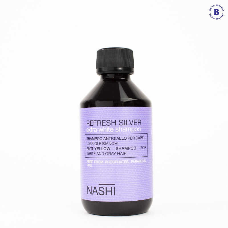 Refresh Silver Extra White Shampoo 250 ml
