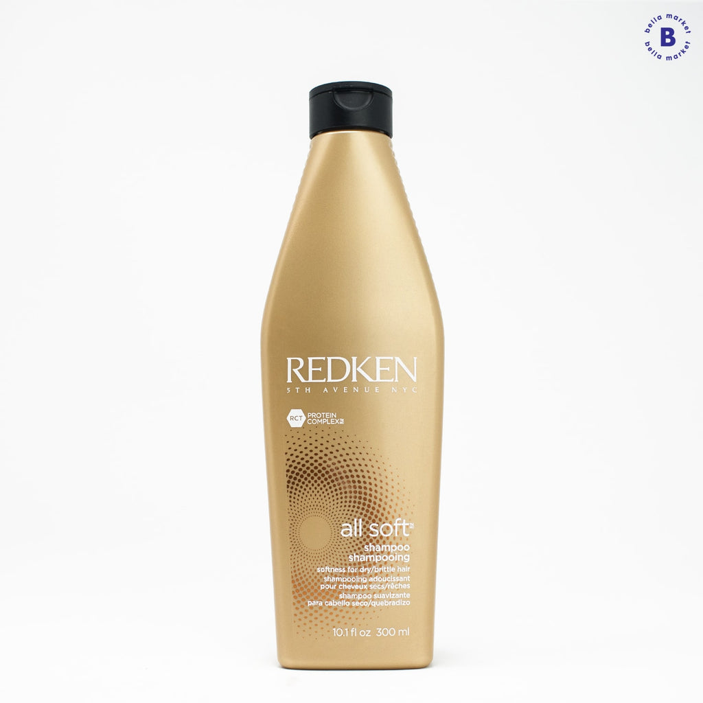 Bella Market - Redken All Soft Shampoo 300 ml