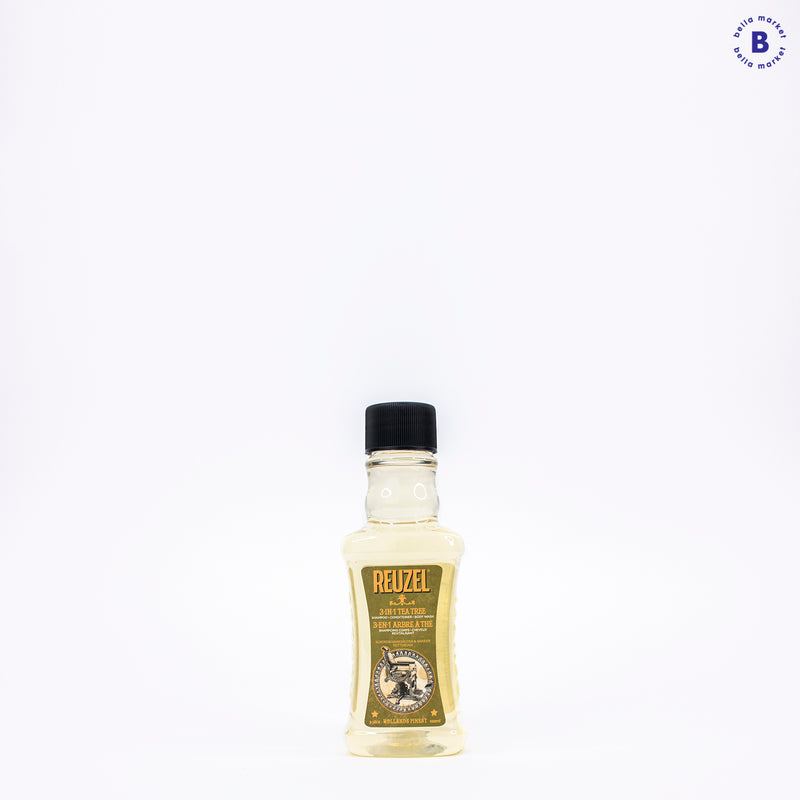 Bella Market - Reuzel 3 IN 1 Tea Tree 3.38oz/100ml