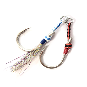 Damiki Vex Jigging Assist Hooks