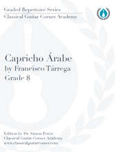 Load image into Gallery viewer, Capricho Arabe by Tarrega