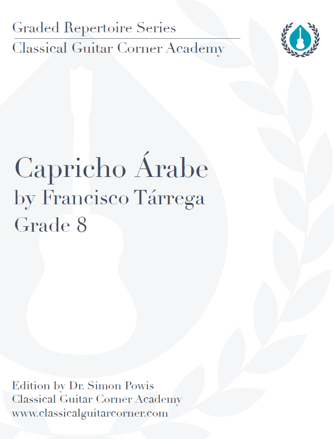 Capricho Arabe by Tarrega