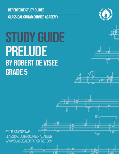 Prelude by DeVisée Study Guide [PDF]