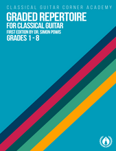 Load image into Gallery viewer, Graded Repertoire for Classical Guitar [Spiral Bound Print Edition]