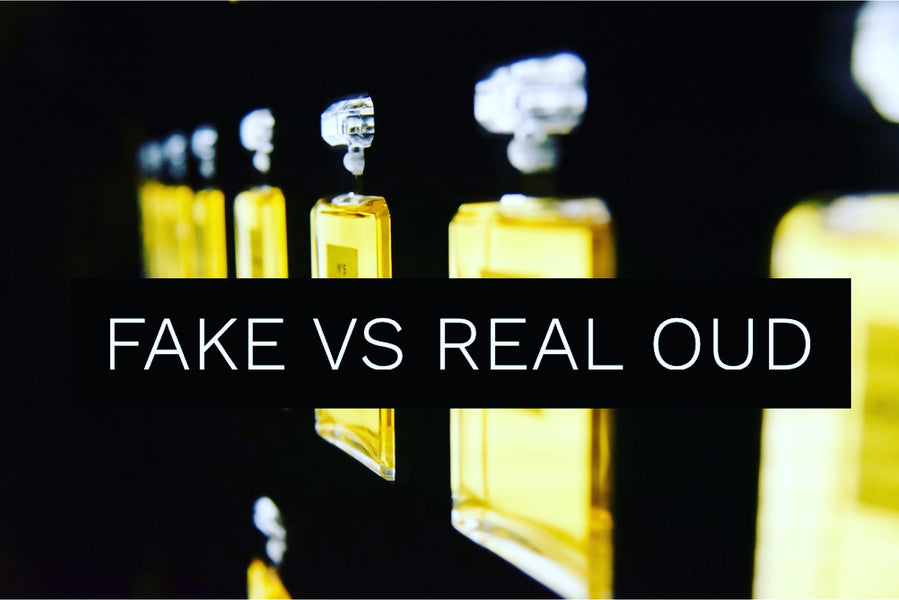 Fake vs real Oud