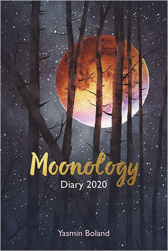 Moonology Diary 2020 Book - Hekatos Healing Crystals and Spirituality Supplies